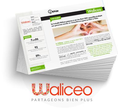 Cas client : Waliceo utilise la visioconférence pour conseiller les personnes sourdes