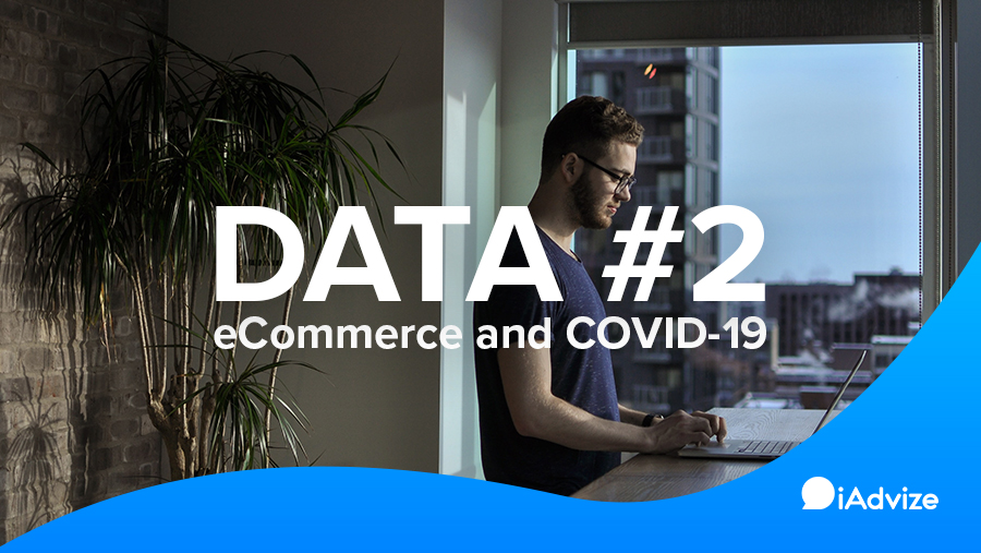 COVID trend transactions consumer goods messaging concerns deliveries conversational platform
