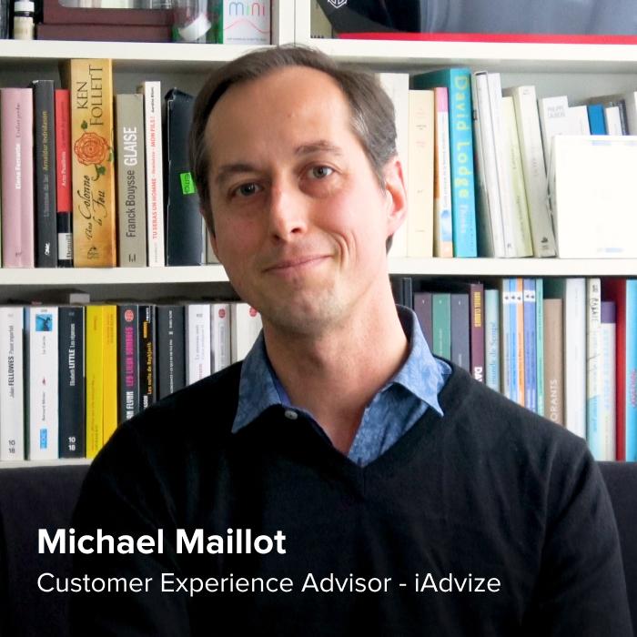 Webinar  Michel Maillot retail covid