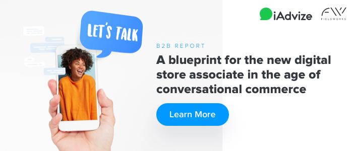 Conversational Platform iAdvize digital  messaging 5 reasons why